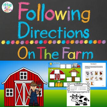 Following Directions: On The Farm