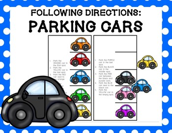 Following Directions: Parking Cars