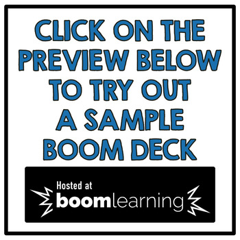 Following Directions : Room Clean Up | Boom Cards | Speech Therapy