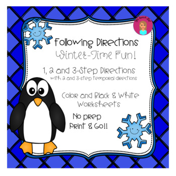 Following Directions - Winter