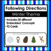 Following Directions [Winter Theme]