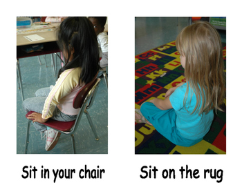 Following Directions at School