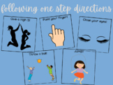 Following Directions for Little Learners with Visual Cues