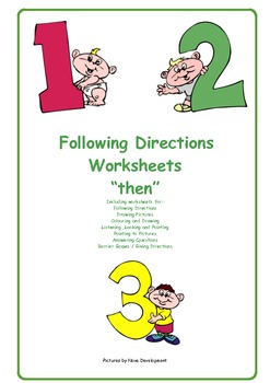 Following Directions - then