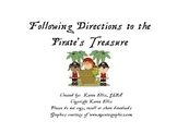 Following Directions to the Pirate's Treasure