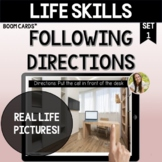 Following Directions in Activities of Daily Living Set 1 S