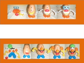 Following Directions with Mr. Potato Head®