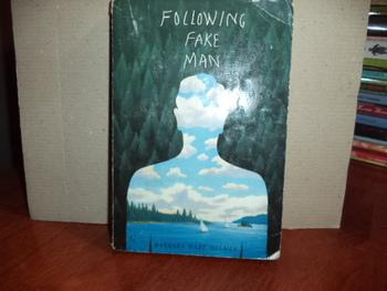 Following Fake Man  ISBN 0-440-41855-0