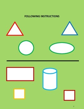 Fun Warm-Up Activity: FOLLOWING INSTRUCTIONS (Beg - Int)