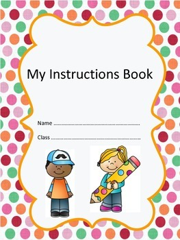 Following Instructions Book