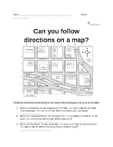 Following Map directions