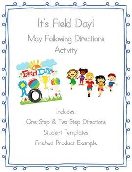 Following Oral & Written Directions: Field Day Scene