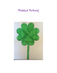 Following Oral & Written Directions: Shamrock Mystery Picture