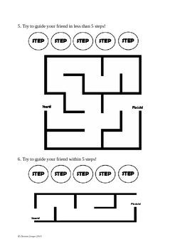 Following Peer Instruction: Group Maze Activity