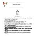 Following Procedures Activity/Lab
