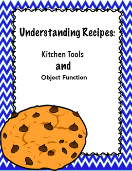 Following Recipes: Tools and Ingredients