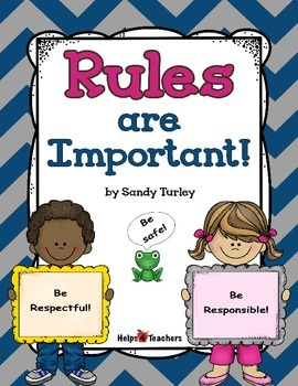 Rules are Important!