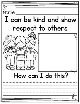 Following Rules~First Grade Book-of-Rules Activity and Posters