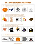 Following Temporal Directions - Halloween Theme
