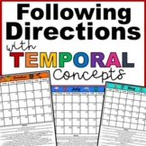 Following Temporal Directions