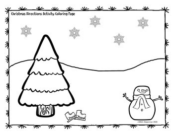 Following and Writing Directions Bundle- Seasonal Activities!