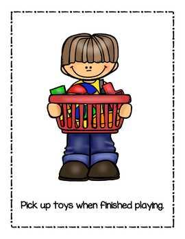 Following the Rules in Preschool