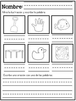 Fonética de Primero Curriculum