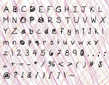 Font Be the Change TTF Font