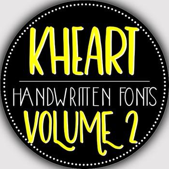 Font Bundle - Volume 2