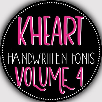Font Bundle - Volume 4