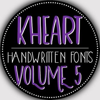 Font Bundle - Volume 5