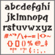 Font: Chatterbox (True Type Font)