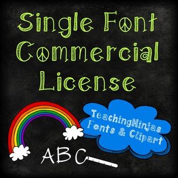 Font License