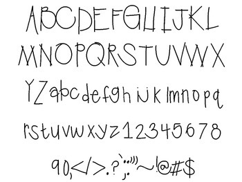 Font * MB MILKSHAKE - For personal & commercial use.