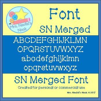 Font SN Merged
