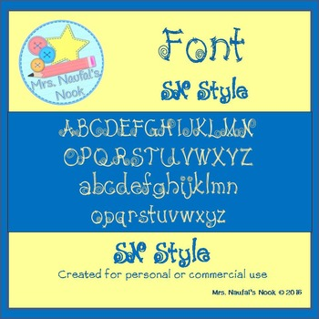 Font SN Style