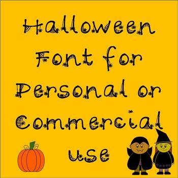 Halloween Font SN Web
