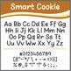Font: Smart Cookie (True Type Font)