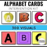 Font Sort Visual Cards