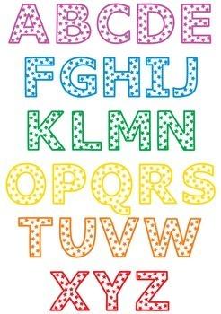 Font: Starry (True Type Font)