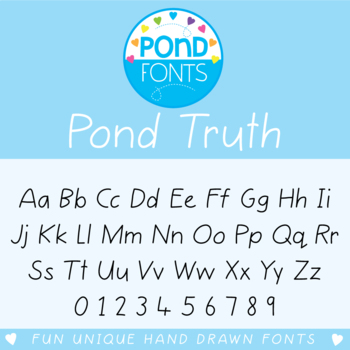 Font: Truth