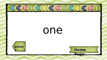 Fountas and Pinnel First Grade High Frequency Word List 3