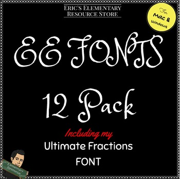 EE All Fonts with License