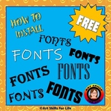Fonts - How to Add New Fonts