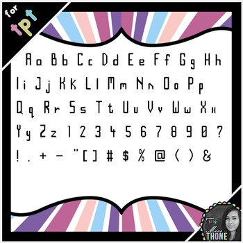 Fonts - Narrow - Personal Use