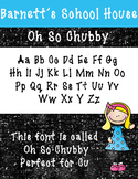 Fonts: Oh So Chubby Commercial Use Lifetime