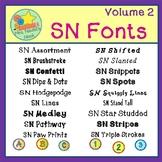 Fonts Volume 2