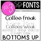 Fonts Volume Three by Sarah Price