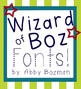 Fonts *Free for Personal Use* - Wizard of Boz