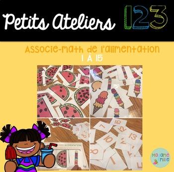 Food 123 Center/ Atelier 123(Alimentation)